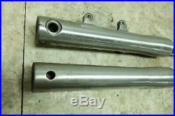 00 Yamaha XVS 650 XVS650 V-Star front forks fork tubes shocks right left
