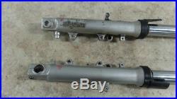 00 Yamaha YZFR YZF R6 R 6 L 600 Front Forks Shocks Tubes