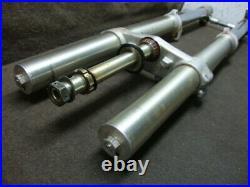 01 2001 Yamaha Yz250 Yz 250 F Yz250f Fork Set, Tubes, Suspension, Straight! #un2