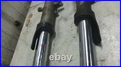 01 Yamaha FZ1 FZ 1 FZS1000 FZS 1000 Fazer Front Forks Shocks Tubes