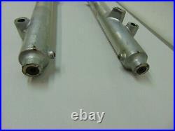 02250 Yamaha YZ80 YZ 80 80 Motorcycle OEM Fork Tubes Triple Trees 85 1985 ZL