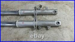 02 Yamaha XVS1100 XVS 1100 A V Star Classic Front Forks Shocks Tubes
