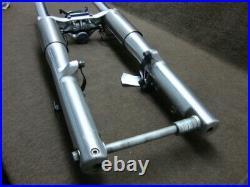 03 2003 Yamaha Xvs1100 V-star Classic Fork Set, Tubes, Suspension, Straight #vn3