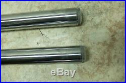 03 Yamaha VMX 12 1200 VMX1200 V-Max front forks fork tubes shocks right left