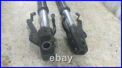 03 Yamaha XV1700 XV 1700 Road Star Warrior Front Forks Shocks Tubes