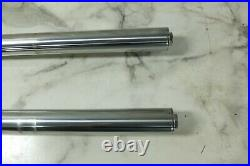 04 Yamaha XV 1700 XV1700 A Road Star chrome front forks fork tubes shocks