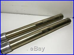 04 Yamaha YZ250 YZ125 YZ 250 125 Front Forks Shocks Suspension Tube Leg 02 03