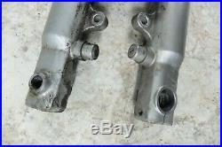 05 Yamaha FJR 1300 FJR1300 front forks fork tubes shocks