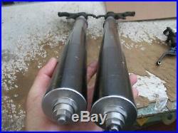 05 Yamaha R6 Forks R6 Oem Left Right Fork Tubes 05 R6 Forks R6 Tubes