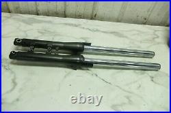 05 Yamaha VMX 1200 12 VMX1200 V-Max front forks fork tubes shocks right left