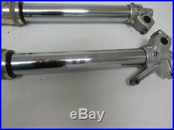 05 Yamaha Yz 250 F Yz 450 F Forks Front Forks Right Left Fork Tubes 2005 Yz250f