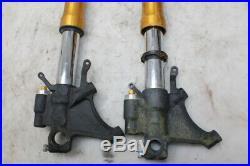 06 07 Yamaha Yzf R6 Front Forks Shock Suspension Set Pair Fork Tubes