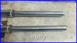 06 Yamaha XVZ13 XVZ 13 1300 Royal Star Venture Front Forks Shocks Tubes