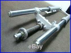 07 2007 Yamaha Xv250 XV 250 Virago Fork Set, Tubes, Suspension, Straight #wwc108