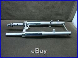 07 Yamaha Xvs650 Xvs V-star Classic Fork Set, Tubes, Axle, Straight! #wwg2