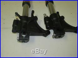 08-16 Yamaha R6r Yzfr6 R6 R Front Forks Oem Right Left Front Fork Tubes 2008 R6r