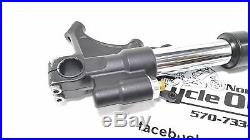 08-16 Yzfr6 Yzf R6 R6r Oem Black Rightfront Fork Tube Shock Suspension Straight