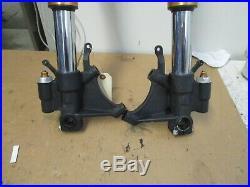 08 Tru 16 Yamaha R6 Left Right Fork Tubes R6 Forks R6 Front Forks