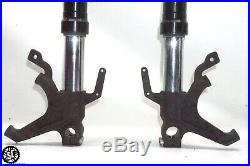 09-14 Yamaha Yzf R1 Front End Fork Tube Suspension Oem Straight
