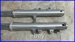 09 Yamaha XVS1300 XVS 1300 Midnight Star Front Forks Shocks Tubes