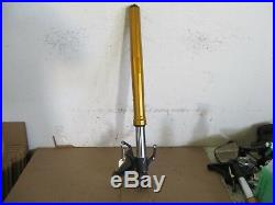 15 16 17 18 Yamaha R1 Right Fork Tube 17 R1 Oem Right Fork Tube Leg