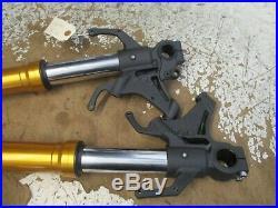 17 18 19 20 Yamaha R6 Forks 2019 R6 Left Right Fork Tubes Yzf R6 Forks