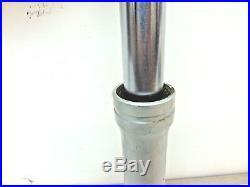 1811 B Yamaha YTM225DX YTM 225 DX OEM Fork Tube Triple Tree Shocks 84 1984 AJ