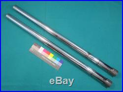 1970 1971 Yamaha XS1 XS1B INNER Fork Tube tubes 12 CM OVER XS650 EXTENDED 4-5/8