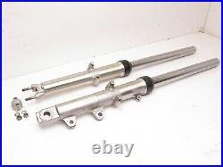 1976 Yamaha RD400 Front Fork Tubes Shocks Suspension 1A0-23126-01-00