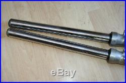 1984 Yamaha FJ1100 Front Suspension Forks Fork Tubes Legs OEM 84 B