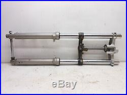 1990 90 Yamaha Fzr 600 Fzr600 Fzr600r Front Forks Triple Trees Fork Tubes Fzr1