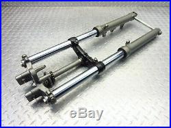1992 92-98 Yamaha Seca ii XJ600S Front Fork Tubes Triple Tree Suspension