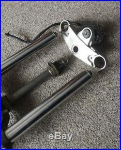 1995 1996 YZF 600r Thundercat Forks / Fork Tubes / Head Bearings etc GOOD SEALS