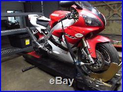 1999 98-01 Yamaha Yzfr1 Yzf R1 1000 Oem Fork Tubes Suspension Triple Tree Front