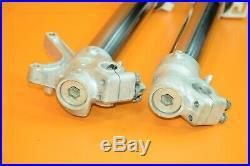 1999 99 YZ250 YZ 250 OEM Front Suspension Damper Forks Fork Tube Assembly