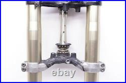 1999 Yamaha R1 Yzf 1000 Front Forks Fork Tubes Triple Tree 98-01 1998 2000 Y77