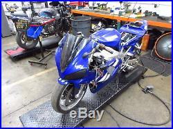 2000 98-01 Yamaha 1000 Yzfr1 R1 Oem Fork Tubes Front Suspension Triple Tree Set
