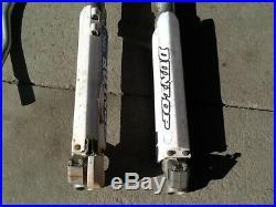 2000 YZ125 Front Forks Triple Clamps Suspension Tube Fork Leg Damper Trees OEM