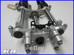 2000 Yamaha TTR125 Front Forks, Front End, Clamps, Tubes, OEM, 00 TTR 125 B4051