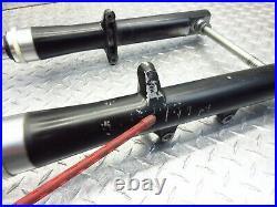 2001 98-03 Yamaha XVS650 VSTAR 650 Classic Front Fork Tubes Triple Tree Oem