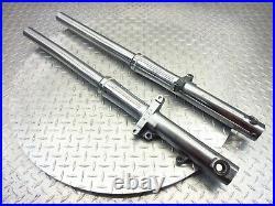 2001 99-03 Yamaha XV1600AT Roadstar Midnight OEM Fork Tubes Suspension STRAIGHT