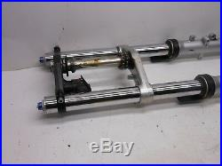 2001 Yamaha R6 Yzf 600 Front Forks Fork Tubes Triple Trees 01 02 2002 #2