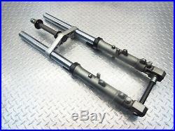 2002 01-02 Yamaha FZ1 FZS1000 Forks Tubes Suspension Lower Triple Tree Oem