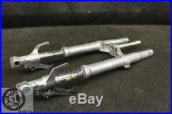 2002 2003 Yamaha Yzr R1 Front End Forks Tubes Suspension X