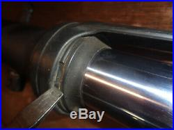 2003 yamaha yzf r6s r6 fork tubes left and right 9 19