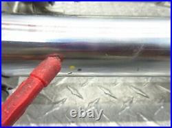 2004 03-05 Yamaha FJR1300 FJR 1300 Front Fork Tubes Triple Tree Suspension