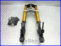 2004 04 05 Yamaha R1 YZFR1 OEM Fork Tubes Front Suspension Triple Tree
