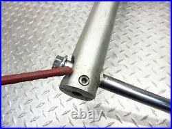 2004 04-14 Yamaha XV1700 Road Star Silverado OEM Fork Tubes Suspension Tree Set