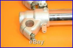 2004 04 YZ125 YZ 125 OEM Front Suspension Damper Forks Fork Tube Assembly