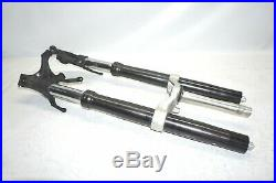 2004 2005 2006 Yamaha Yzf R1 Front End Fork Tubes Suspension Straight